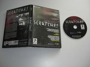 SCRATCHES-Special-Edition-Pc-Cd-Rom-1d-FAST-DISPATCH