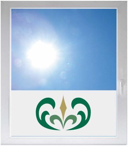 Deko Fenster Bad GMF0354 Tribal Sichtschutzfolie Sonnenschutz Fensterfolie