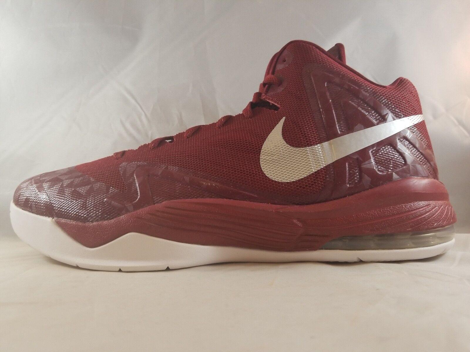 Nike Air Max Shoe Premiere TB Men's Basketball Shoe Max 685775 602 Size 12 71e969