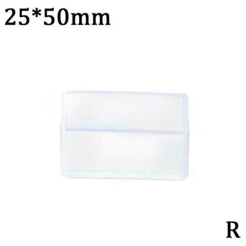 Transparent Thickened Table Foot Cover Wear-resistant Cushion Leg Non-slip N7H7