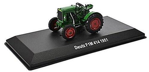 Deutz f1m 414-1951 trattore trattori VERDE GREEN 1:43