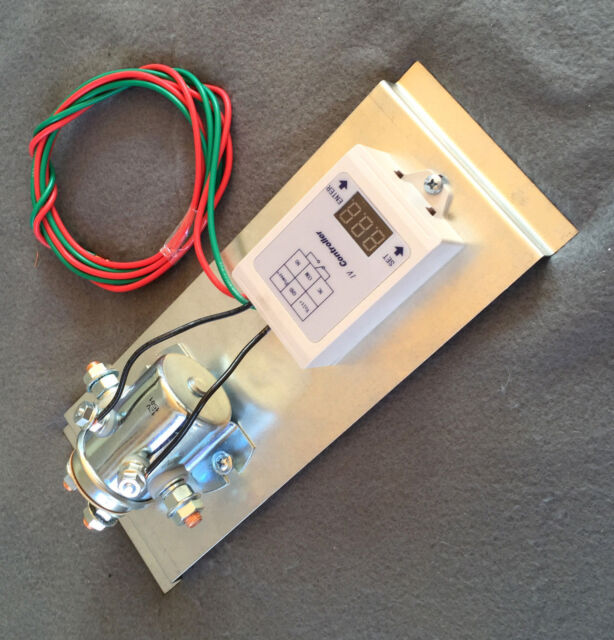 G5-200 Amp 36 48 VDC Battery Controller Wind turbine Generator solar panel