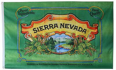 Sierra Nevada Brewing Flag 3X5FT beer Banner US Shipper