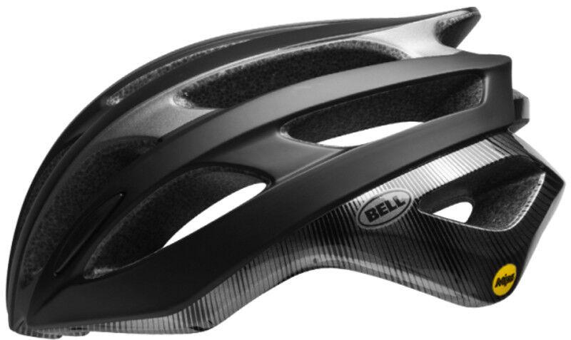 Bell Falcon Falcon Falcon MIPS Road Bike Helmet negro aa7981