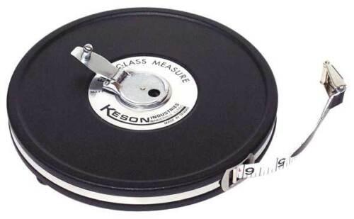 """Black Long Tape Measure KESON MC-10M-100 100 ft 1//2/"""" Blade"""