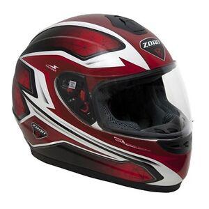 Zoan Thunder Full Face Helmet (Single Lens) - All Colors   eBay