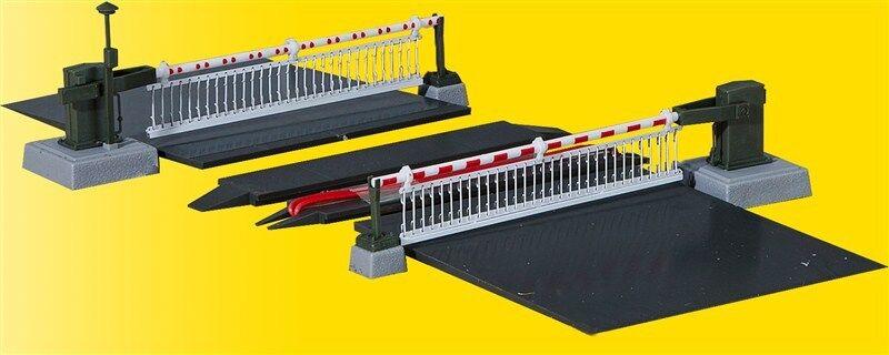 Viessuomon 5104 Cancello di Ferrovia con Pendente,Completaessite Operativo   Nuovo