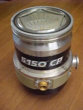 Alcatel 5150 Cp Turbo Pump Very Clean Spins Freely