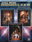 Star Wars Episodes I, II & III  : Instrumental Solos by Alfred Publishing Company (Mixed media product, 2005)