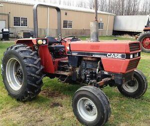 Case-IH-Tractors-485-Operator-Owner-Manual-585-685-885-Shop-Service-Repair-CD