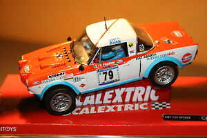 Slot-SCX-Scalextric-63770-Fiat-124-Spyder-N-79