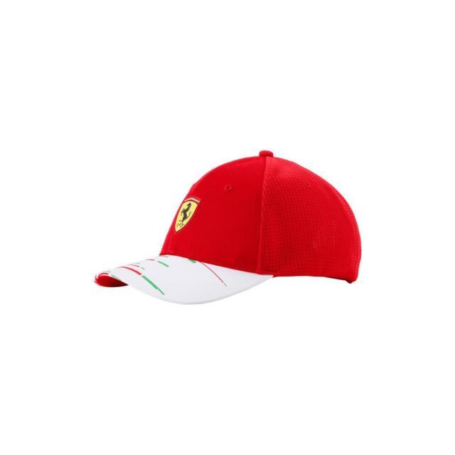 2018 Scuderia FERRARI F1 Team Baseball Cap Hat Vettel Kimi Raikkonen Mens   SALE  d1992cda9505