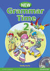 Grammar Time 2 Student Book Pack New Edition by Sandy Jervis, Amanda Thomas (Mixed media product, 2008)