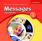 Messages 4 Class Audio CDs: Level 4 by Noel Goodey, Diana Goodey (CD-Audio, 2006)