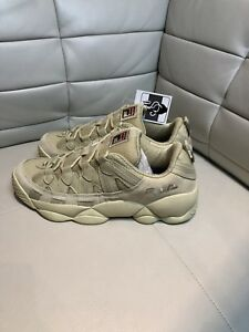 Details about fila spaghetti Low Jerry Stackhouse Cream Size 11