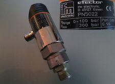 IFM  PN 5022 Elektronischer Druckschalter 0...100bar PN5022  4-4 #878
