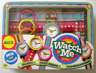 Alex toys do it yourself wear watch me diy creation kit 16 alex toys do it yourself wear watch me diy creation kit 16 combinations tin solutioingenieria Images