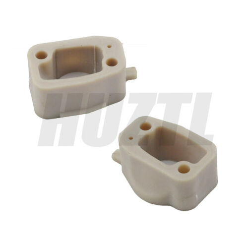 2X Air Intake Manifold Spacer For Husqvarna 61 268 272 Chainsaw 501 80 66-02 New