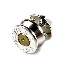 Bullet Lapel Pin - Tie Tack - Pins - Wedding Gift Idea - Handmade - Gift Box