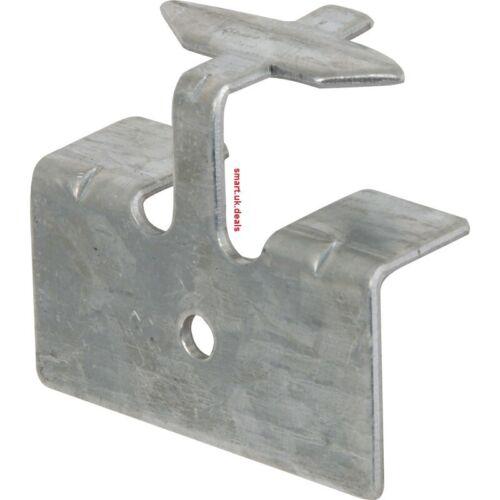 Cache Clips pour fixation installation en bois de Terrasse Terrasse Jardin planches poutrelles