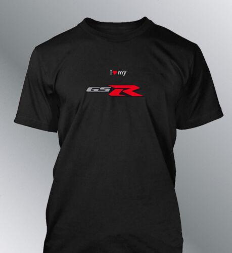 Tee shirt personnalise GSR S M L XL XXL homme col rond moto 600 GS R