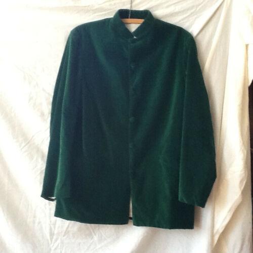 UNIQUE Vintage Men's Mandarin Collar Jacket Bengal