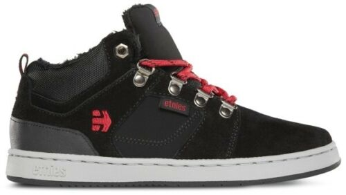 Etnies Kids Hiver Sneaker High Rise-black-Neuf /& neuf dans sa boîte