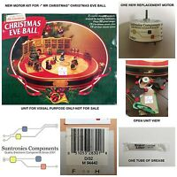 Mr Christmas -christmas Eve Ball -replacement Part - Motor Kit