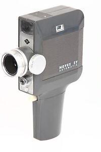 Agfa Movex SV Automatic, S8 Filmkamera mit 2,4/10-20mm Agfa Movaron
