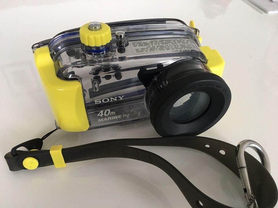 Kamerahus Sony
