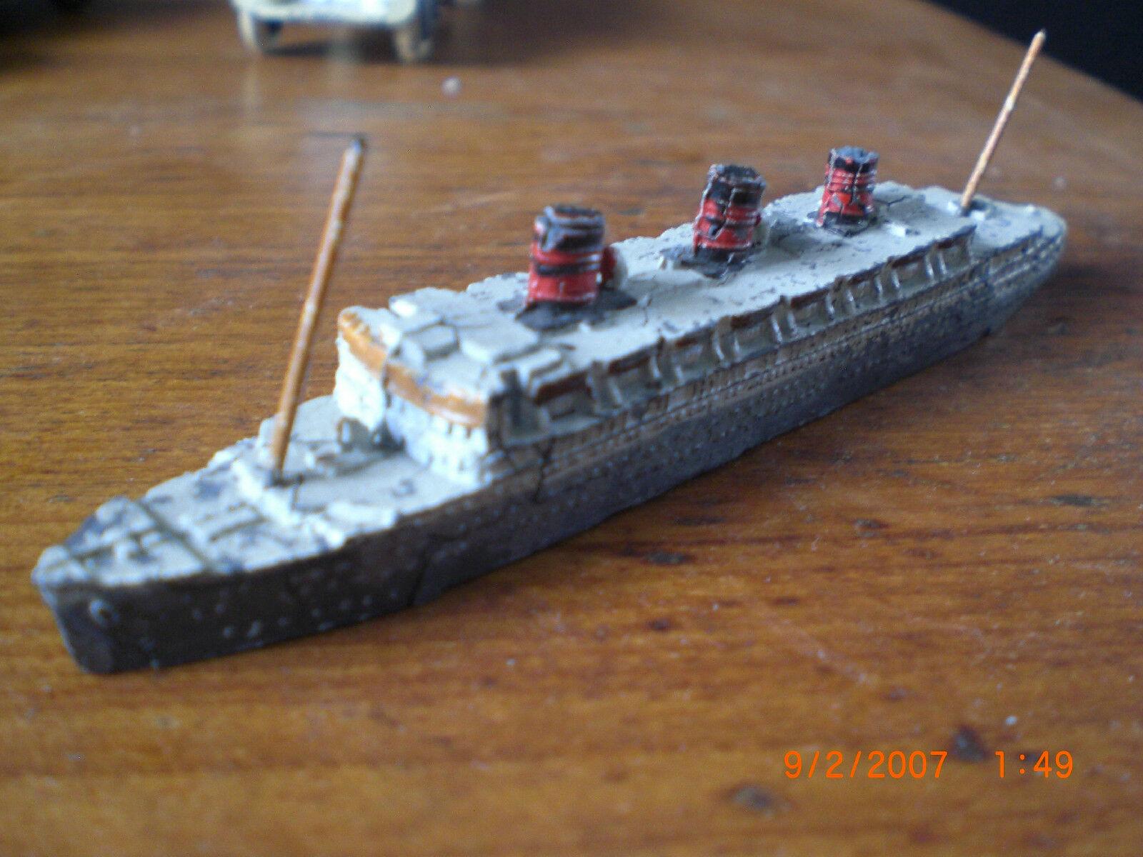 Dinky pre war queen of bermuda 51f ship all original original original rare 1934da