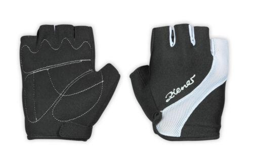 Ziener Ladies Bike Bicycle Glove celu White Black 12 NEW