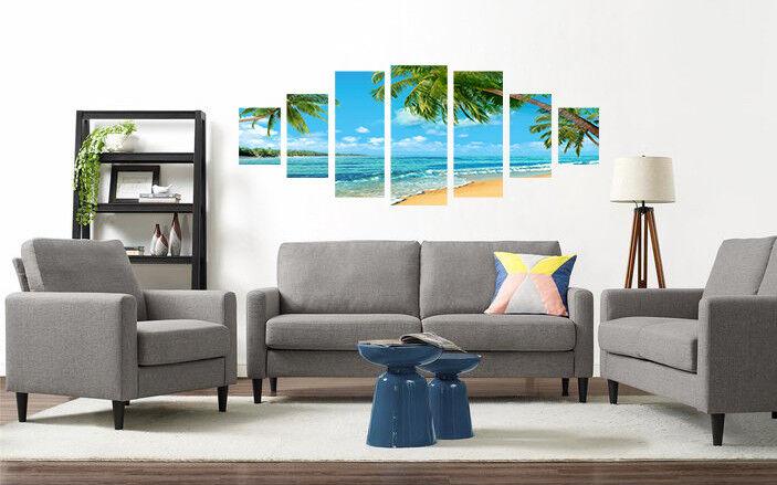 3D Sea Tree 880 Unframed Print Wall Paper Decal Wall Deco Indoor AJ Wall Jenny