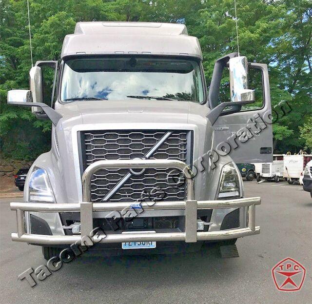 Pickup Trucks 2019: Volvo 860 2019 Semi Truck Bumper Guard Deer Grill Guard