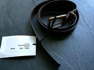 Paul-Smith-Chocolate-Wire-Keeper-Belt-34-034