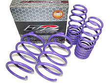 """D2 RACING Pro Series Lowering Springs For Toyota Corolla 09-13 1.6/""""F /& 2.0/""""R"""