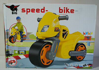 Kinderfahrzeuge q810-r70 Bobby Car Liberal Big Speed-bike *neuwertig*
