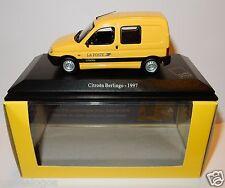 UH UNIVERSAL HOBBIES CITROEN BERLINGO 1997 POSTES POSTE PTT 1/43 IN LUXE BOX