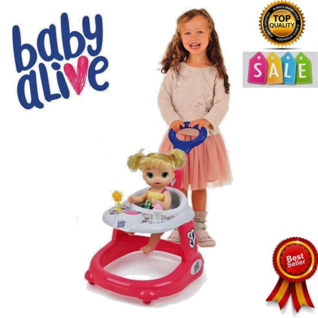 """Dolls Hauck Baby Alive Walker Toys /"""" Games"""