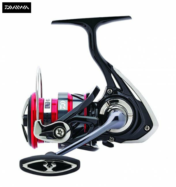 New Daiwa 18 Ninja LT (Light & Tough) Spinning Fishing Reel - All Models