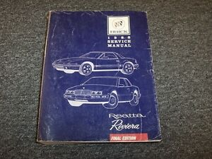 1988 buick reatta coupe workshop shop service repair manual book 38 image is loading 1988 buick reatta coupe workshop shop service repair publicscrutiny Images