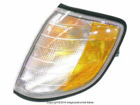 Mercedes W140 Front Left Turn Signal Assembly Headlight Auto +warranty