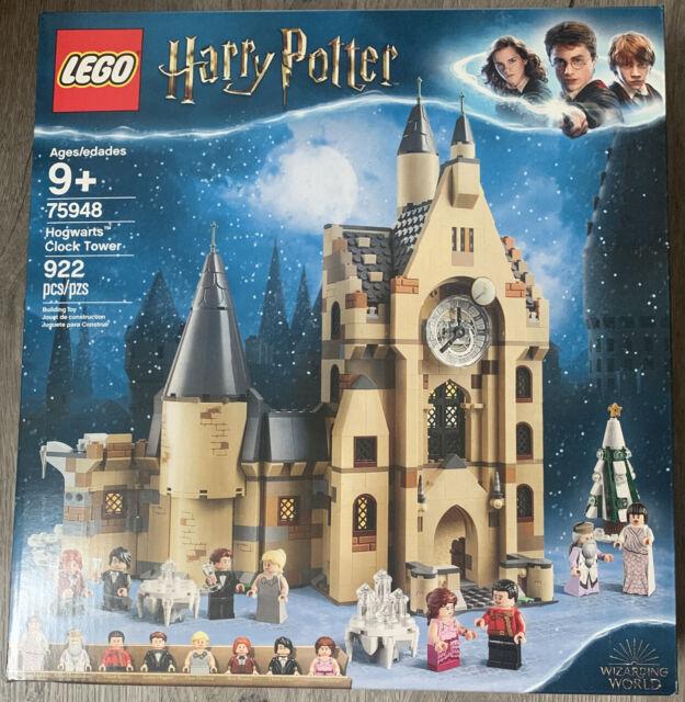 Lego Hogwarts Clock Tower 75948
