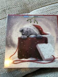 Fiancee-Me-To-You-Bear-Christmas-Card-New
