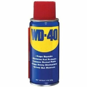 Wd 40 11010 multi use product spray 3 oz ebay - New uses for the multifunctional spray ...