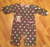 Girl's Carter's Sweet Child of Mine 0-3 Month One-Piece