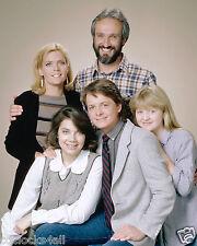 Family Ties CAST / Michael J. Fox & Justine Bateman 8 x 10 GLOSSY Photo Picture