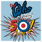 The Who Hits 50 2 CD Deluxe Edition2014 Roger Daltrey Pete Townshend Keith Moon