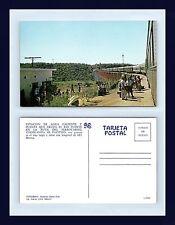 MEXICO ESTACION DE AGUA CALIENTE EN LA RUTA CHIHAHUA AL PACIFICO CIRCA 1955