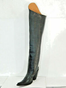 with inside zipper 22 inches tall cowboy boots MADE TO ORDER BOOTS